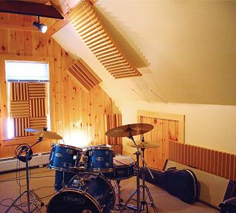 Building a Studio