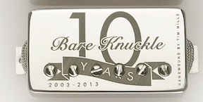 Bare Knuckle 10th Anniversary humbucker.