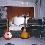 Beatles Gear and Marshall amps