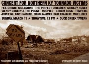 Mike's Music Plans Benefit for Tornado Victims