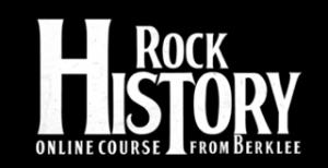 Berklee's Rock History