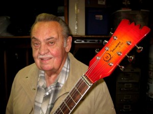 Luthier Bill Gruggett passes