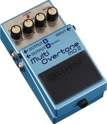 Boss adds MDP pedals.