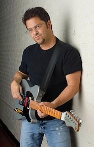 Lava Cable hosting Brent Mason guitar class.