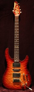 Brian Moore Guitars offers Marc Cooper signature model.
