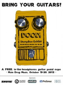 Brooklyn Stomp Box exhibit