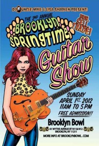 Brooklyn Springtime Show 2012