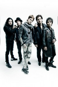 Buckcherry participates in LLS awareness.