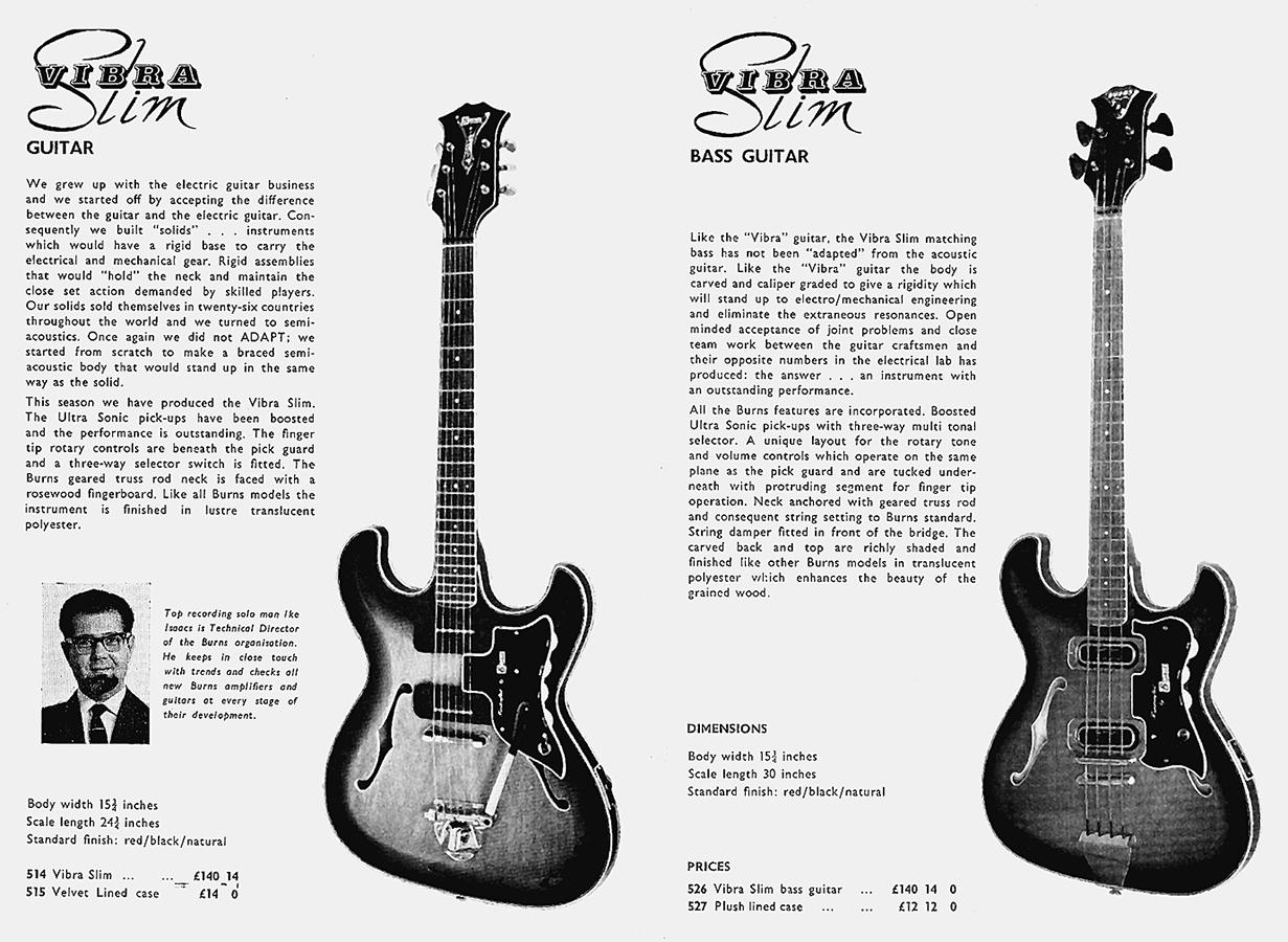 Beat Portraits Burns Volume 6 Vintage Guitar Magazine