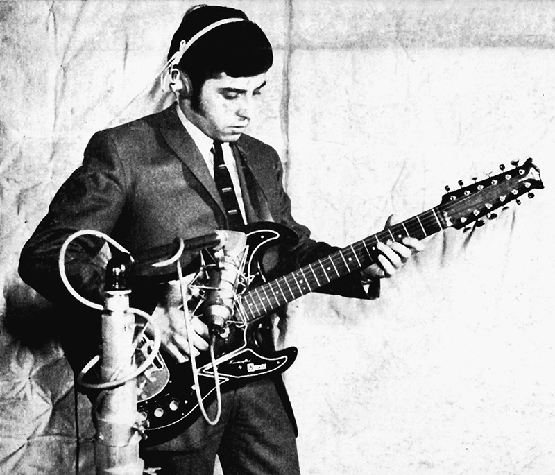 Beat Portraits: Burns Volume 5 | Vintage Guitar® magazine