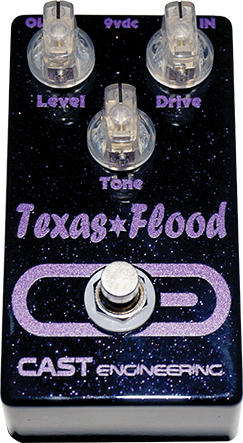 Cast Engineering Texas Flood OD