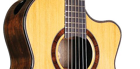 Charis Acoustic SJ