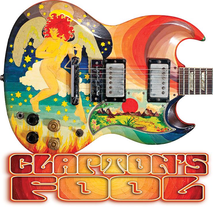 Eric Clapton's Fool