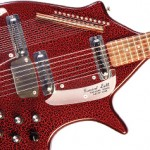 Coral Electric Sitar