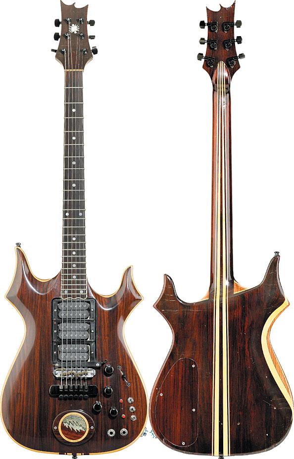 Lightning Bolt (Front and Back)