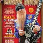 Vintage Guitar magazine March 2013