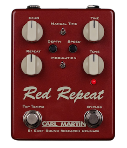 Carl Martin Red Repeat 16
