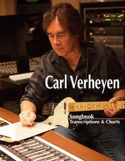 Carl Verheyen tab book