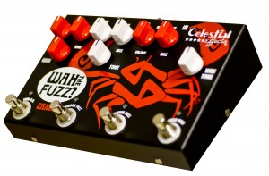 Celestial Effects introduces Cancer Fuzz Wah