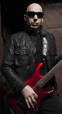 Satriani Sets U.S. Tour Dates