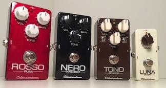 Crimsontone pedals