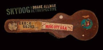 Rounder Records preps D. Allman Skydog box.