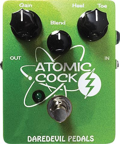 Daredevil Pedals' Atomic Cock