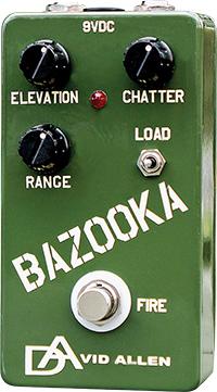 David Allen Bazooka Overdrive