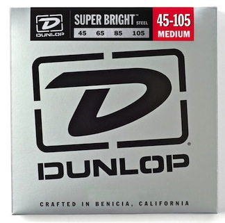 Dunlop Super Bright strings