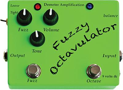 Demeter FZO-1 Fuzzy Octavulator