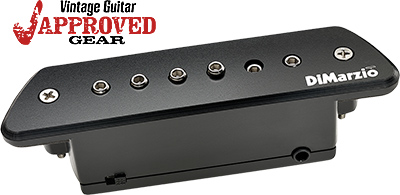 DiMarzio's Black Angel Pickup