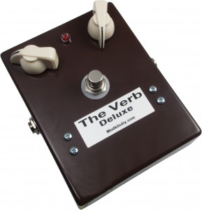 DIY Mod Kits Offers Verb Deluxe Reverb pedal.