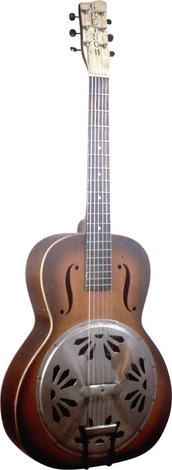 Models regal guitar Vintage Harmony,