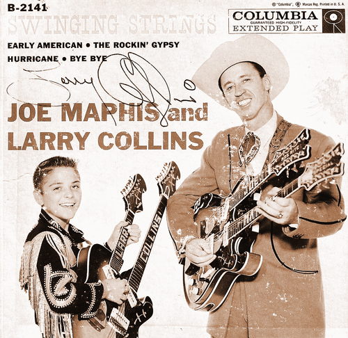 Joe Maphis Larry Collins