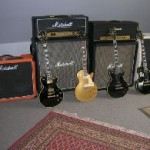 Les Pauls &amp; Marshalls