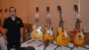 Kyle Smithe, Gibson Guitars