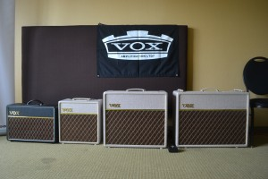 Vox Amps.