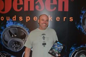 Brian Campanella of Antique Electronics/Jensen.