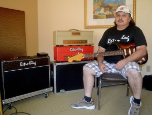 Chuck Dean, Retro King Amplification
