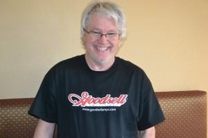 Richard Goodsell of Goodsell Amplifiers.