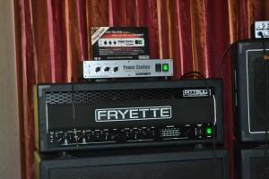 Fryette Amplification.