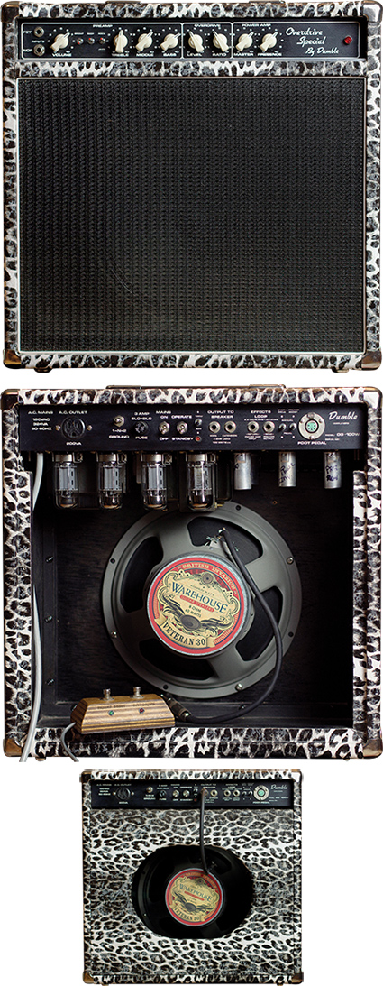 1986 Dumble Overdrive Special