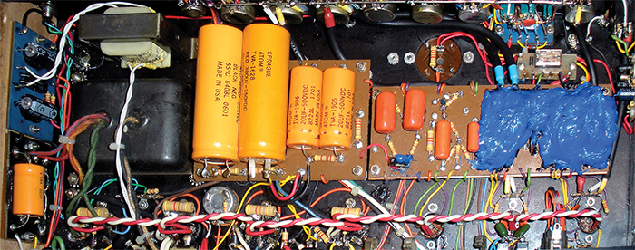 1986 Dumble Overdrive Special Vintage Guitar� Magazinerhvintageguitar: Dumble Overdrive Special Schematic At Gmaili.net