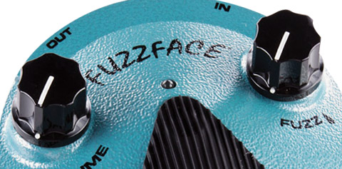 Dunlop Fuzz Face Mini Distortion Pedal