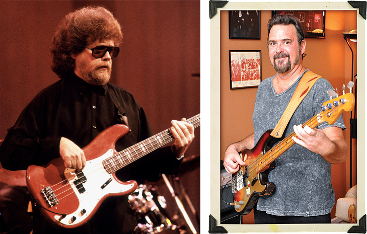"Donald ""Duck"" Dunn and Jeff Dunn"