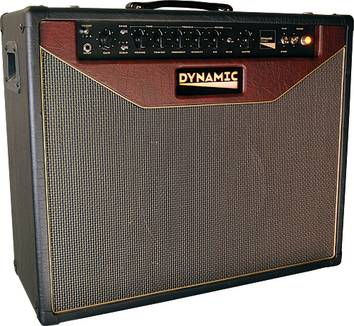 Dynamic Amplifiers 2040 Series Vintage Guitar 174 Magazine