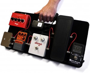 Diago offers new Commuter pedalboard.
