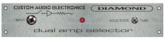 Diamond Dual Amp Selector