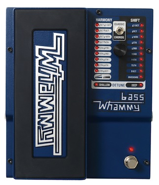 DigitTech Bass Whammy