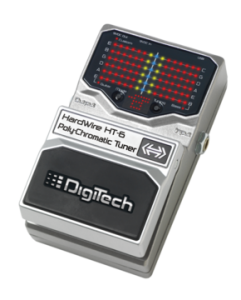 Digitech offers HT-6 polychromatic tuner.